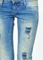 Mustang Jean Pantolon | Gina - Skinny Mavi